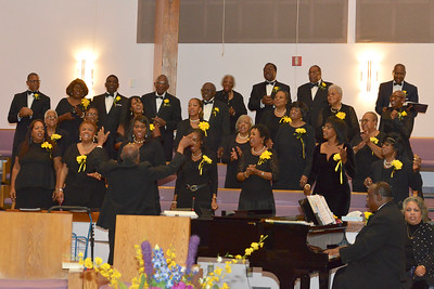 Sanctuary Choir 47th Concert, September 2019