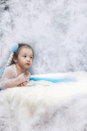 Baby Meisha @2 Pre Birthday Photoshoot