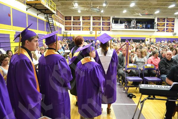 Bucksport Graduation, 2012