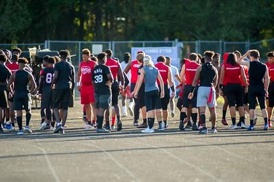 2019-09-20 Butler High School VS Providence