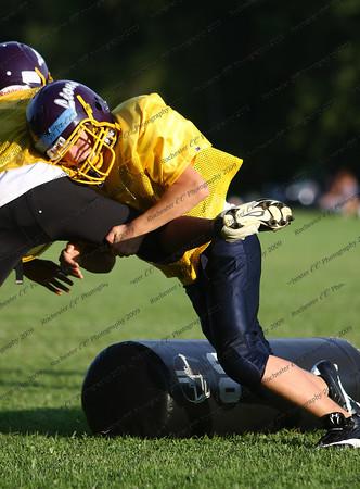 Jr. Midget Practice 2009