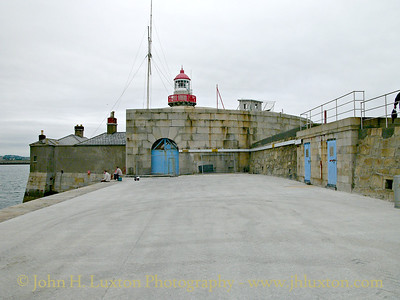 Dun Laoghaire East Lighthouse
