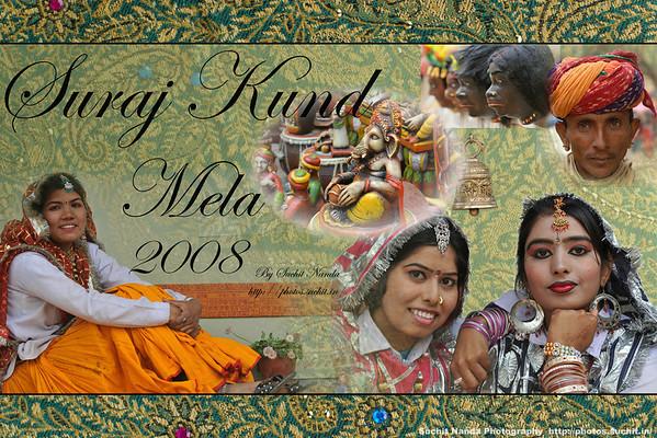 Suraj Kund Mela, (Delhi) Haryana, India, Feb 2008