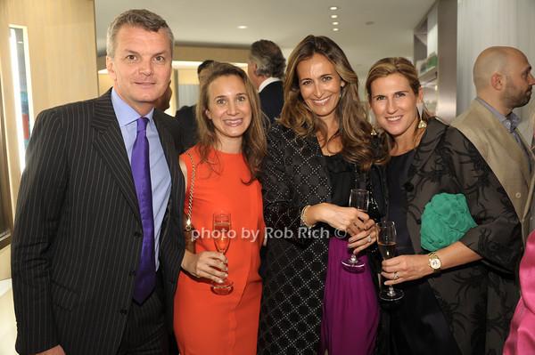 Filippo Arnaboldi, Claudia Sina , Manuela Maroni, Micaela Arnaboldi photo by Rob Rich/SocietyAllure.com © 2014 robwayne1@aol.com 516-676-3939