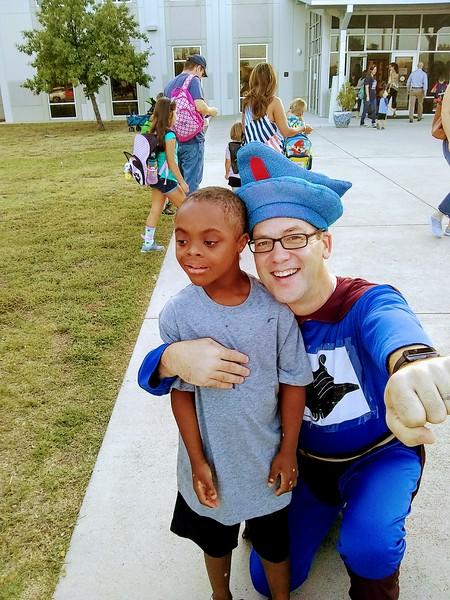 Jordan | 2nd/ICAP | Reagan Elementary School