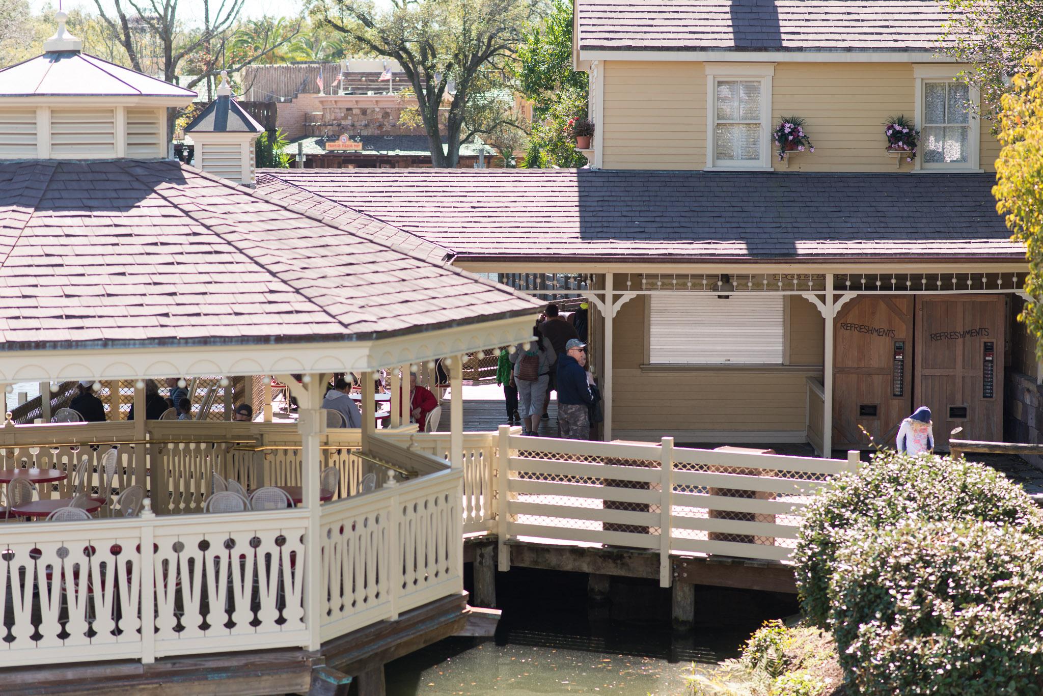 Aunt Polly's - Walt Disney World Magic Kingdom