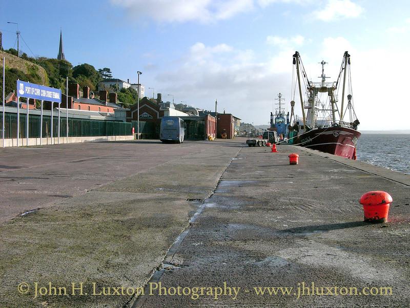 Cóbh Cruise Terminal, Cóbh, County Cork, Eire - October 25, 2005