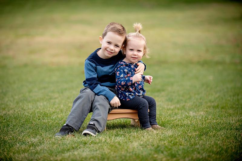 Williamsport Child Photographer : 12/6/18 Ben and Whitney
