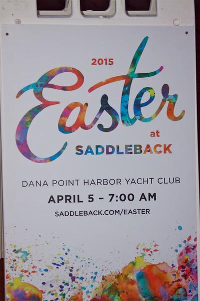 Dana Pt. Easter Sunday Sunrise Svc. 4-5-15