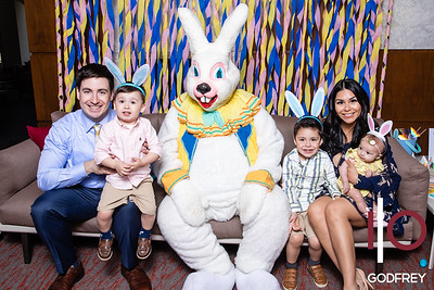 Easter Brunch at the IO Rooftop 04-21-19