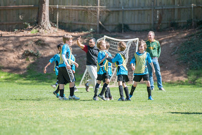 PRUMC Spring 2015 Gunners Soccer