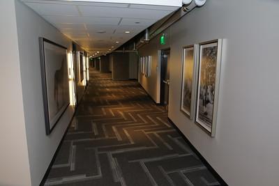 North Loft Suite Corridor