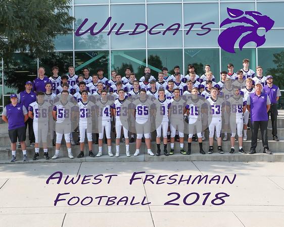 Freshman Team Pictures 2018
