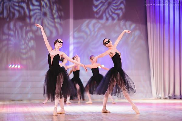 """Балетная студия """"Фуэте"""", 2015"""