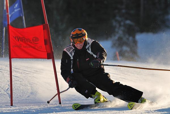 2009 On-snow Training