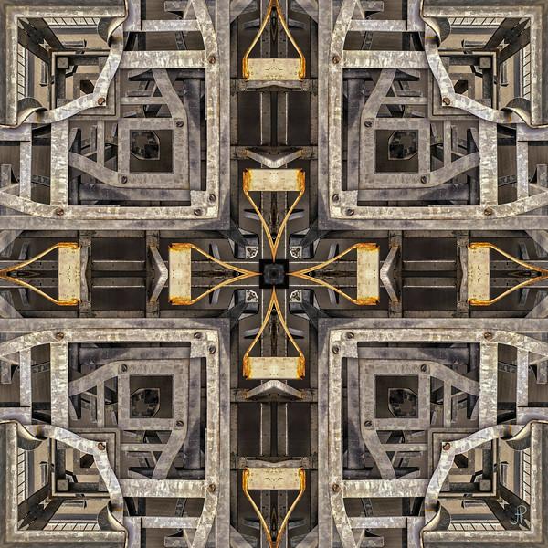 Mona Metal Rack No.12