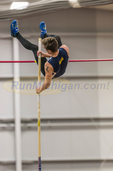 WHAC 2018 Indoor Track - Pole Vault