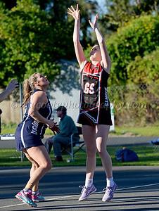 A Grade Netball - Round 14 v Lucindale