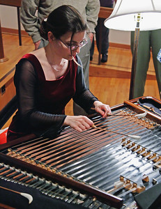 Cimbalom in Chapel Hill