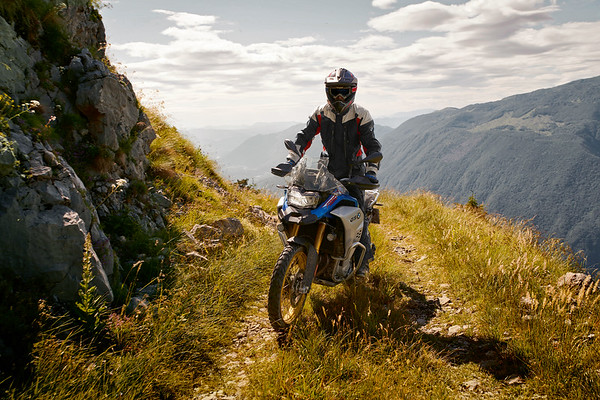 Photo Set - BMW F 850 GS Adventure. Outdoor