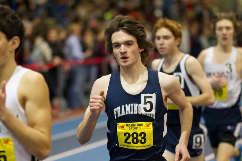 2013 MIAA Indoor Track All-State Championship