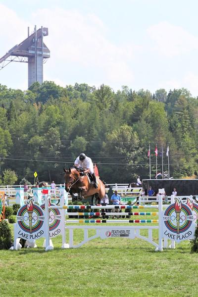 Lake Placid Horse Show - July 2018