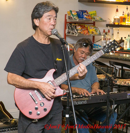 Dennis Matsukawa's Open Mic at Waikele Golf Club