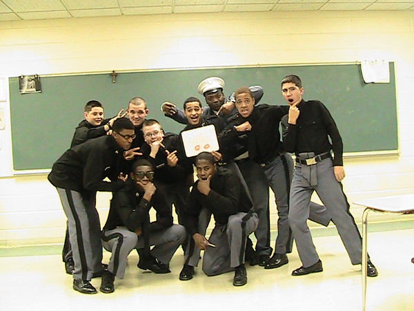 Upper School Drama Club, Spring 2012