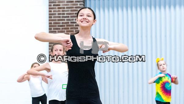 FCHS Flyer Dance Camp