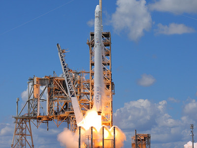 SpaceX CRS-12 (Falcon 9 FT)