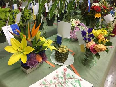 Little Schoolhouse BFF Intermediates & 4H Club Flower Show
