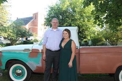 Rachel & Raymond Hartman Wedding