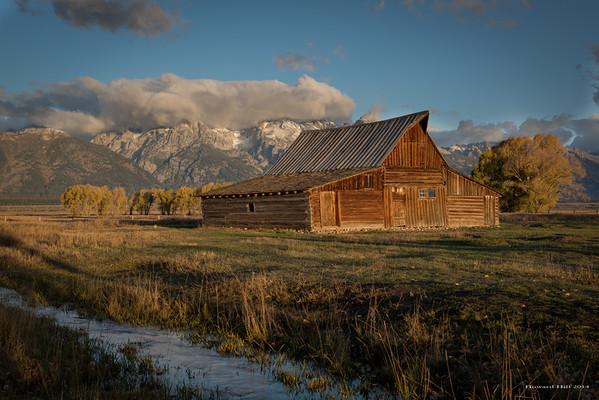 Grand Tetons - Yellowstone