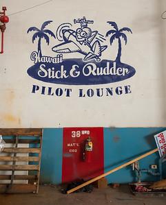 Hawaii Stick And Rudder