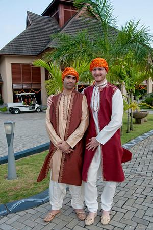 Romita & Wilson's wedding