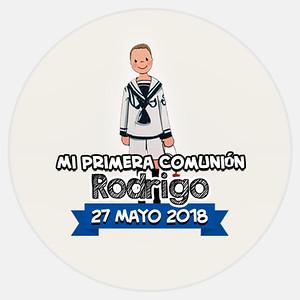 Comunión Rodrigo