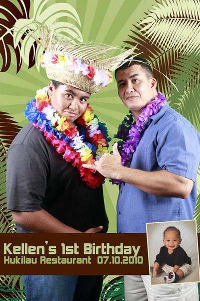 Kellen's 1st Birthday @ Hukilau