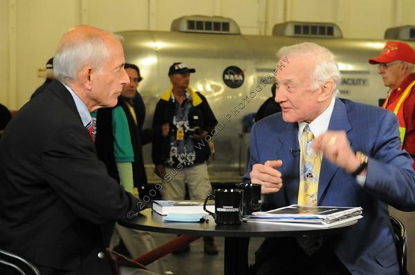 Buzz Aldrin Interviews