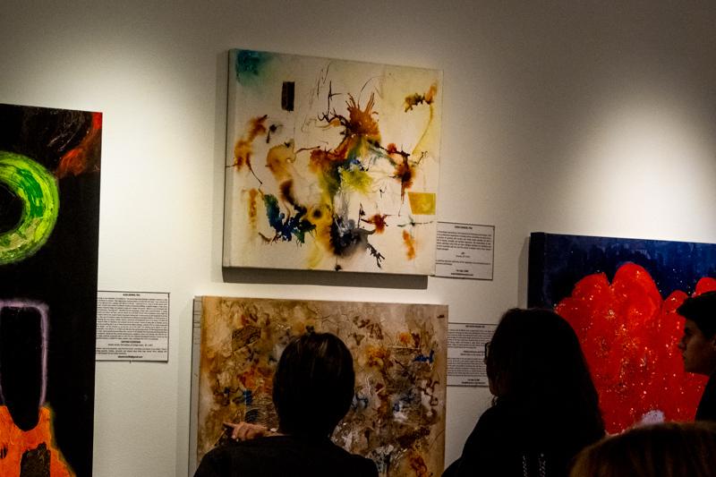 November 9 - L A Counry Psychological Association art show beauty.jpg