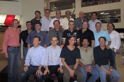 Reunión 30 años IV Promo El Roble