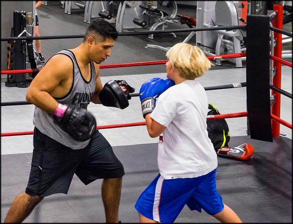 2015-08-14 Josh Rincon Training