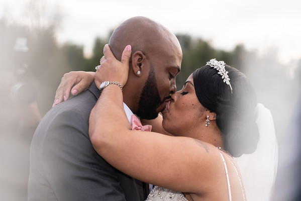 Shaun & Kistal Wedding Photos