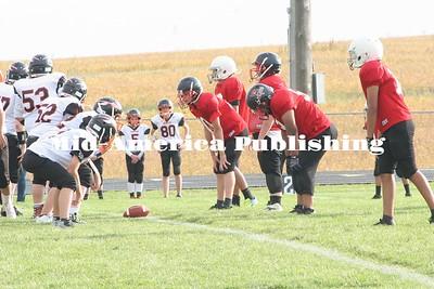 Pirate Junior High Football 2020