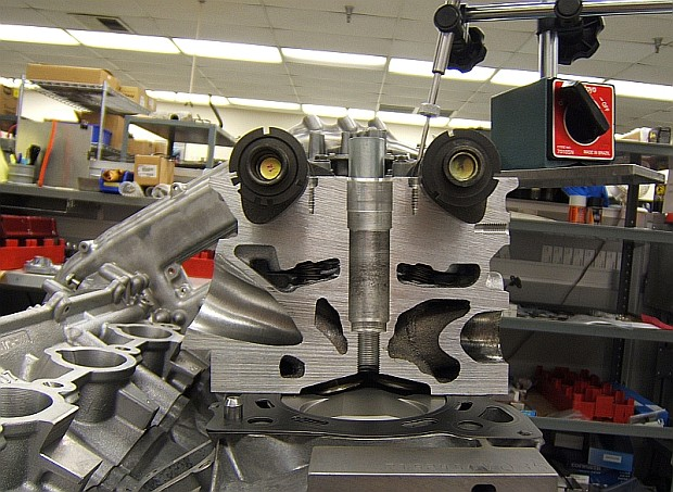 vq35 valve to piston measurement