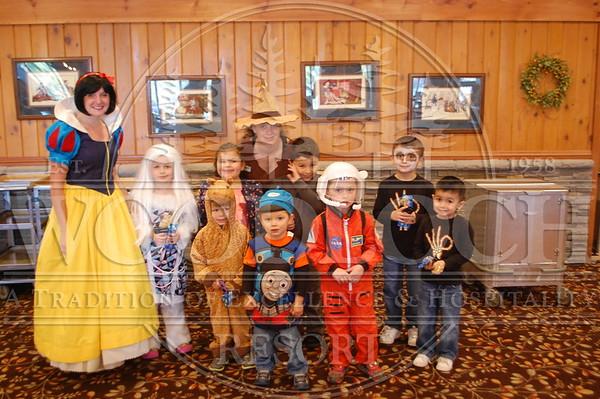 October 9 - Halloween Parade