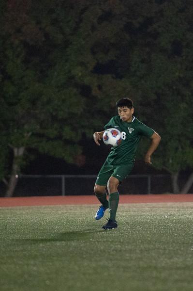 Tigard HS Boys Varsity Soccer vs Jesuit