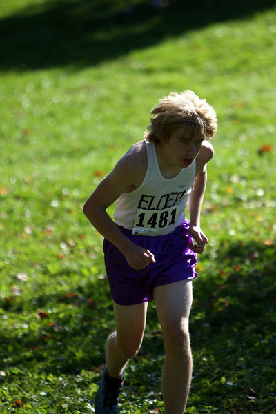 2011 Freshman Cross Country at GCL Championship
