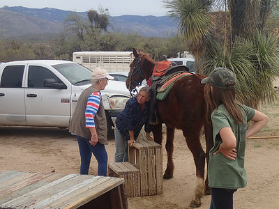 Horseback Riding - 3-10-2018