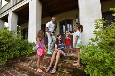 Townsend porch for Magnolia