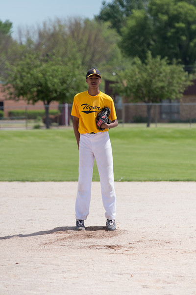 2014 JTHS Sophomore vs Richmond-Burton Baseball